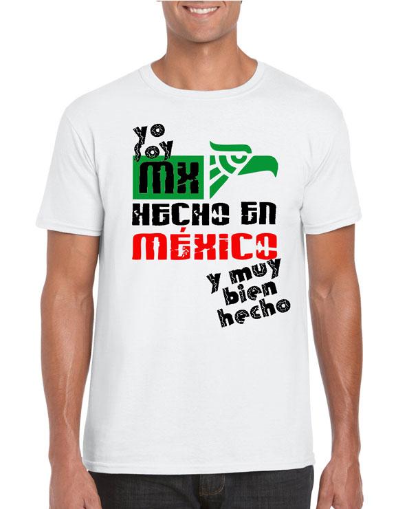 78f1c4362804a Playera Hecho en México