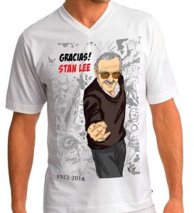 Playera Stan Lee