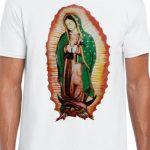 Playera Virgen de Guadalupe