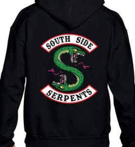 Sudadera Afelpada Unisex South Side