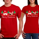 Playera Merry Christmas