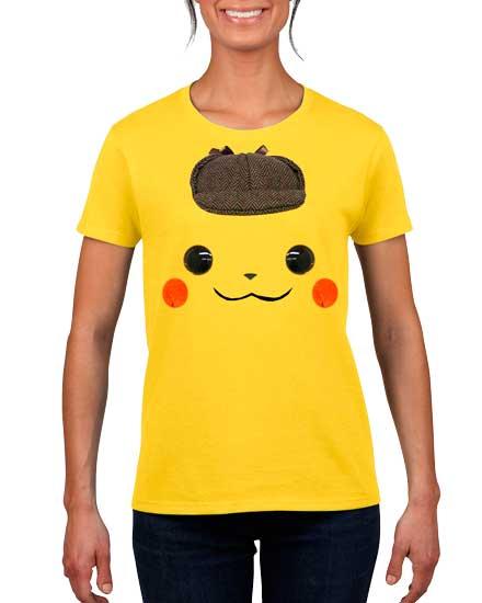 Playera Pikachu para Dama